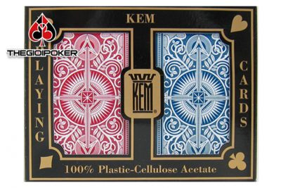 bài tây nhựa kem k1 được làm từ 100% plastic cực tốt