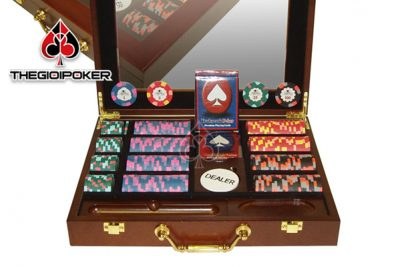 chip poker set 500 phỉnh poker có số tophat cao cấp được làm từ chất liêu ceramic chuyên nghiệp tốt nhất thị trường