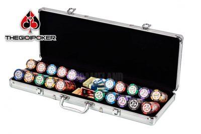 chip poker stars có số chất liệu clay cao cấp