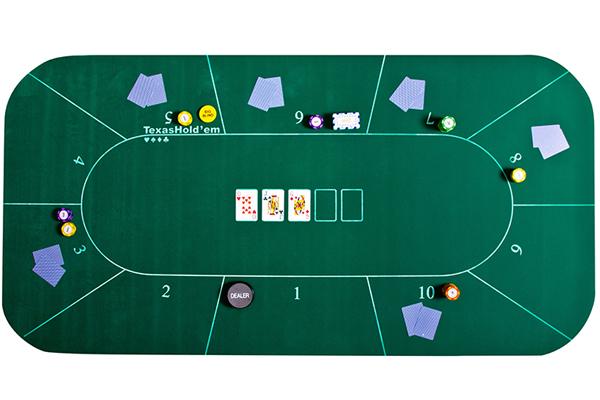 tham-poker-cao-su-cao-cap-green