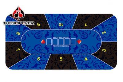 Thảm poker cao cu cao cấp M2