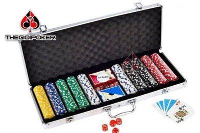 Phỉnh poker 3tone không số cao cấp