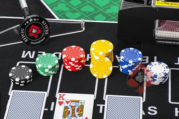 Phỉnh Poker Không Số 3TOne cao cấp được nhập khẩu bởi TheGioipoker