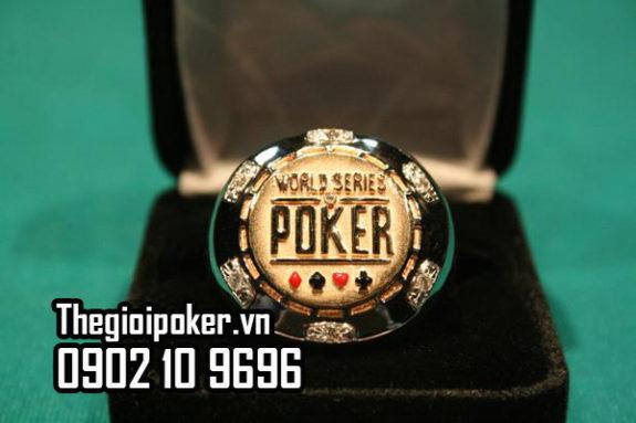 Huy chương wsop giải đâu poker hàng đầu thế giới
