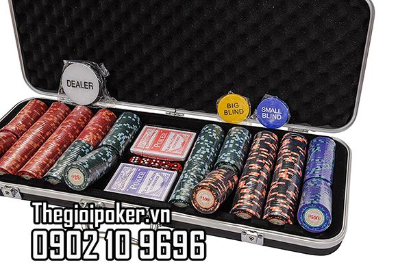 Phỉnh poker có số River Boat