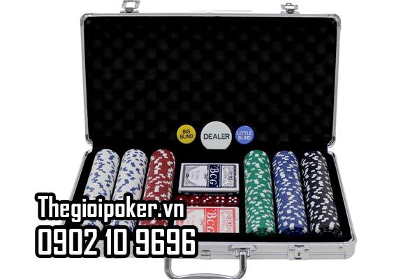 Phỉnh Poker không số basic