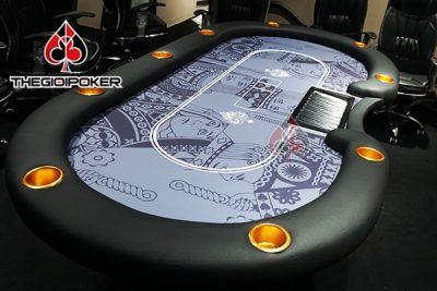 Bàn Poker cao cấp chuyên nghiệp B5 là loại bàn chuyên nghiệp dành cho các club hay các casino poker