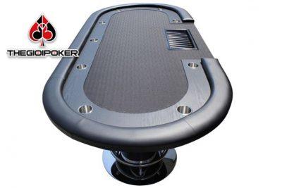 bàn poker cao cấp oval chuyên nghiệp cao cấp được sử dụng phổ biến cho các club poker