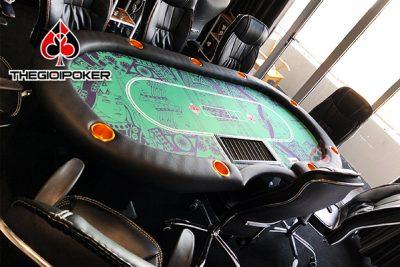 bàn poker cao cấp 2020 chuyên dành cho các club poker hay các casino chuyên nghiệp tại Việt Nam
