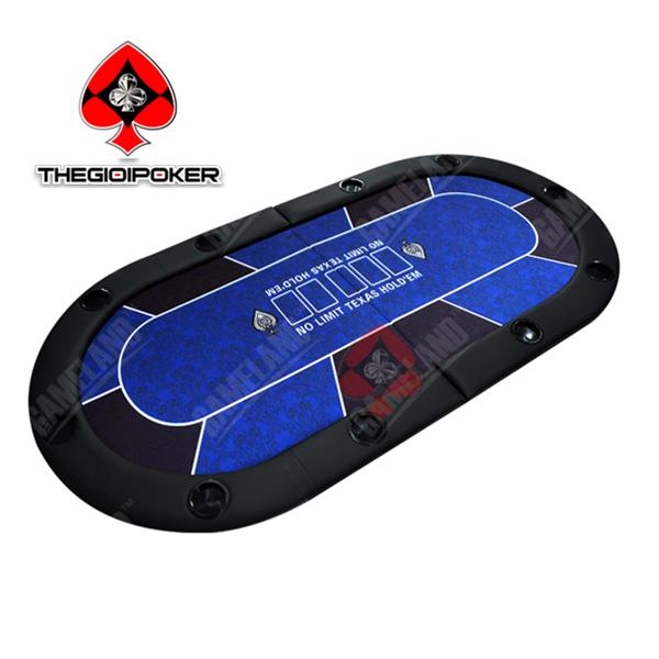 Mặt bàn poker casino đa năng có thể gâp gọn