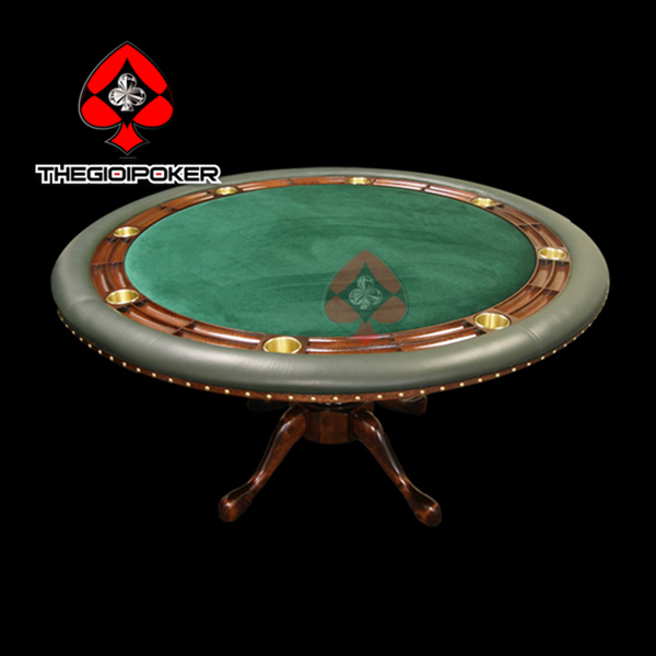 poker table top club poker nhập khẩu Mỹ