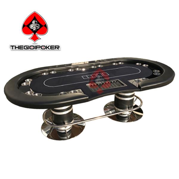 poker table thiết kế riêng cho club poker tại việt nam
