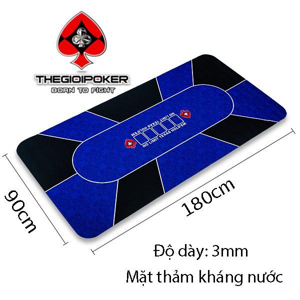 tham_choi_poker_cao_su_10_nguoi_choi_90x180cm_Blue_Thegioipoker