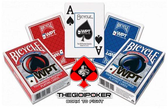 Bài Deck Poker plastic pvc rất bền