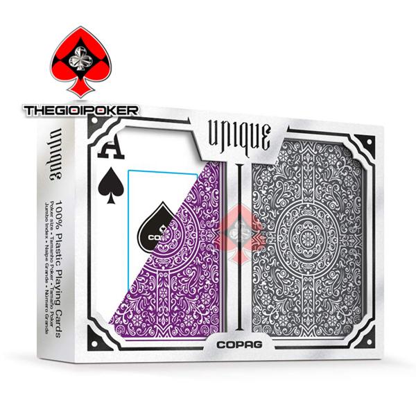Bài nhưạ poker copag unique 01 đẳng cấp thế giới