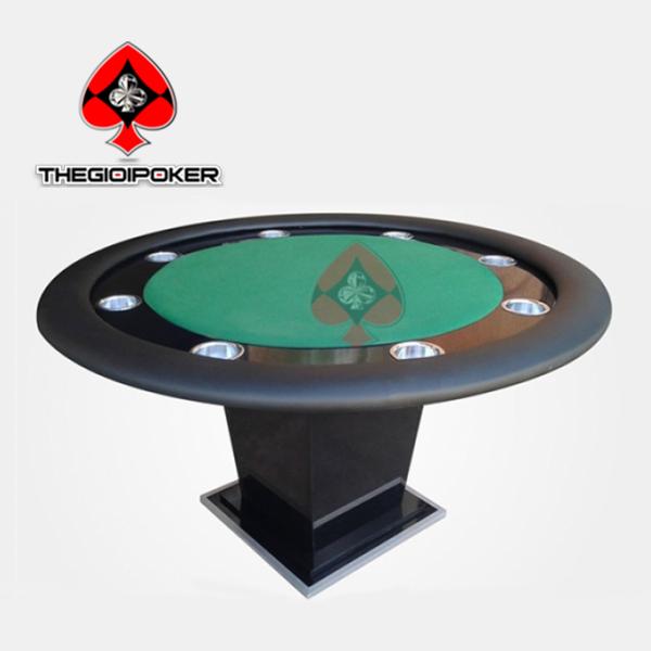 Bàn Poker tròn cao cấp T3 với đường kính 120cm