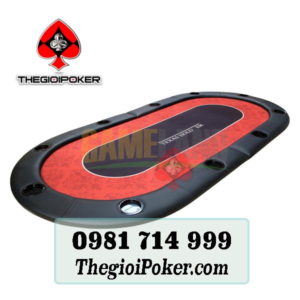 Mặt bàn chơi poker đa năng