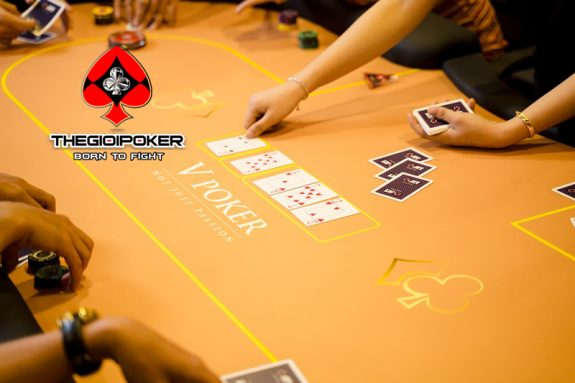 Victory POker Tour được TheGioiPoker thiết kế vô cùng ấn tượng