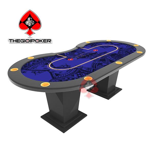 Bàn Chơi poker cao cấp B7 custom riêng theo yêu cầu của khách hàng