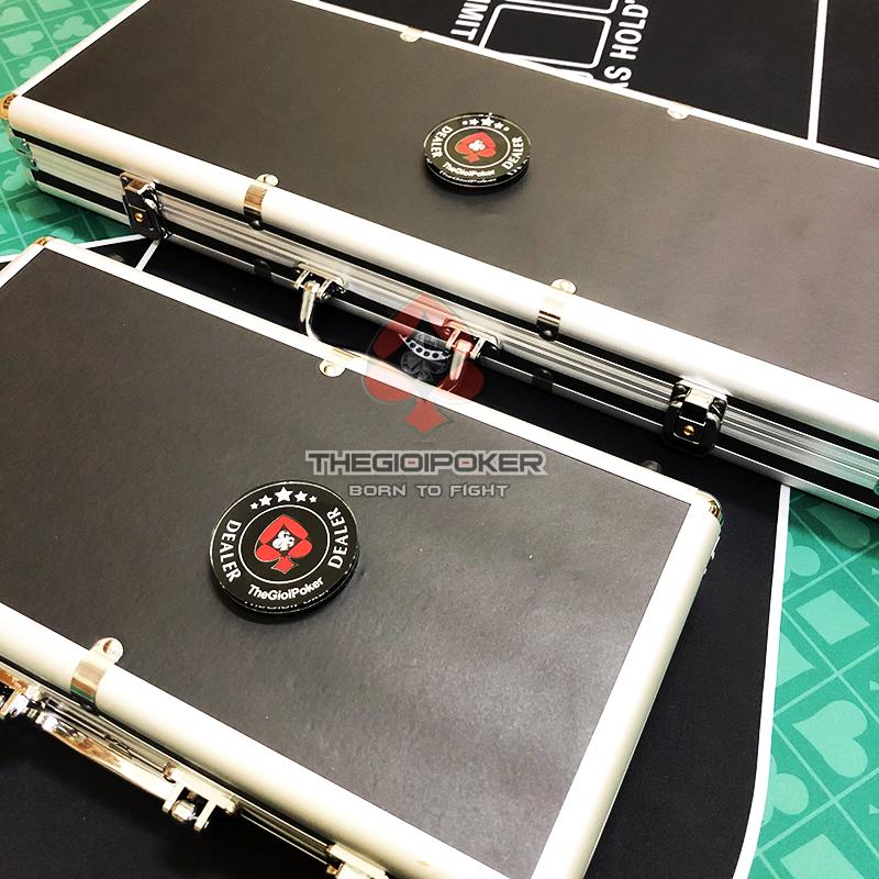 Vali 500 phỉnh poker là vali da đẳng cấp