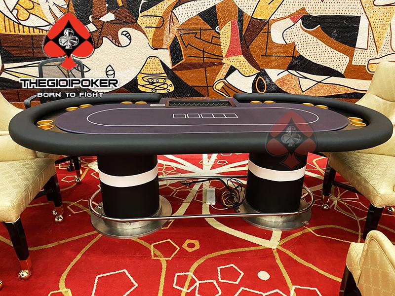 Bàn Poker Cao Cấp Custom dành riêng cho WYNN Club nha trang