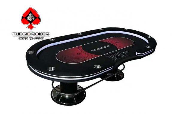 Bàn Poker Texas poker table chuyên nghiệp cao cấp