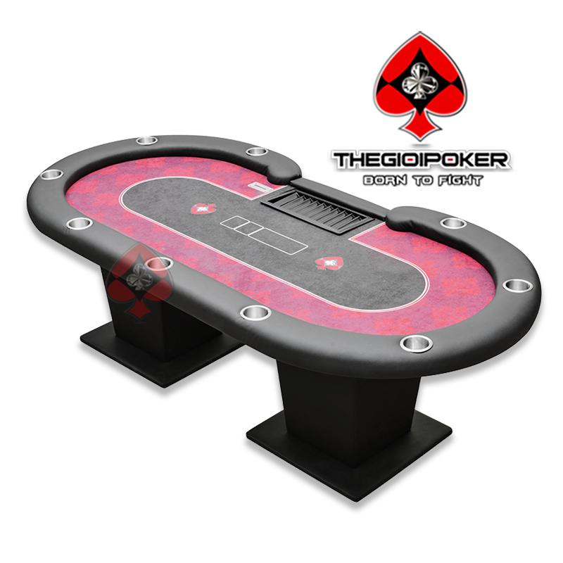 TheGioiPoker adalah unit yang mengkhususkan diri dalam desain dan konstruksi meja poker kelas atas nomor 1 di Vietnam