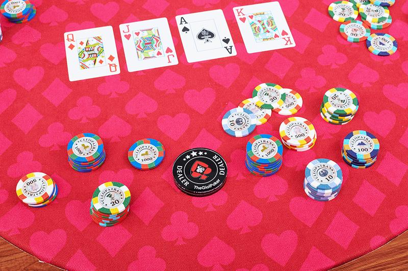 Chip Poker Clay Smith CLEOPATRA