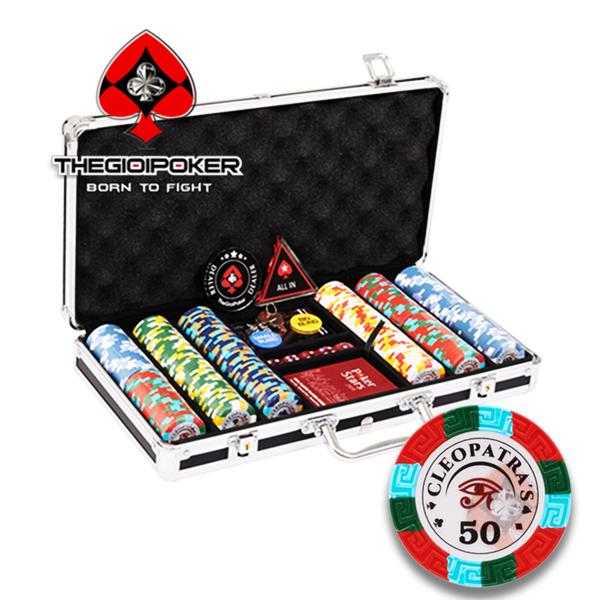 Chip poker clay 300 phỉnh poker cao cấp nhất 20201 được nhập khẩu bởi THEGIOIPOKER