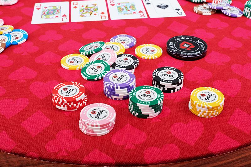 Phỉnh Poker Clay 300 đến 500 Chip Poker Star Wars chào xuân 2021