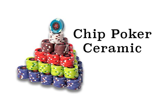 chip poker ceramic cao cấp the legend được nhập khẩu bởi THEGIOIPOKER