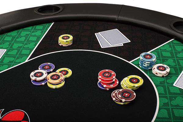 Chip poker ceramic được sử dụng phổ biến tại các Casino trên thế giới