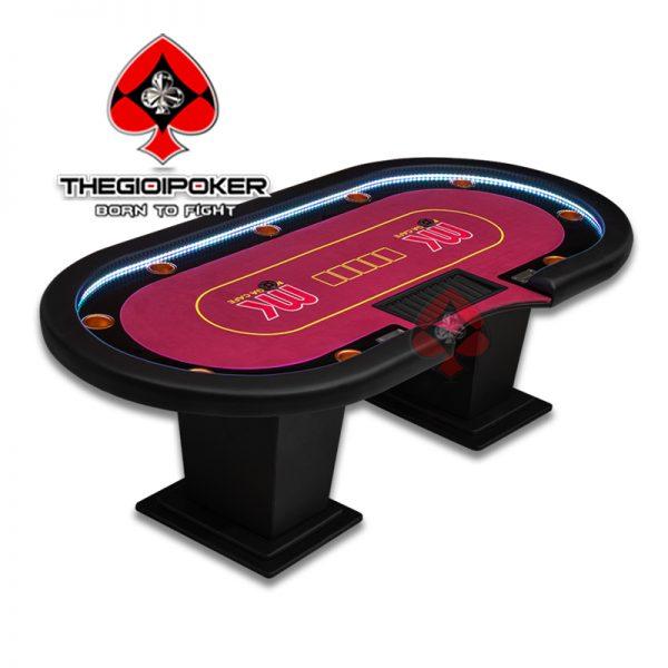 Bàn Poker Luxury ManGa
