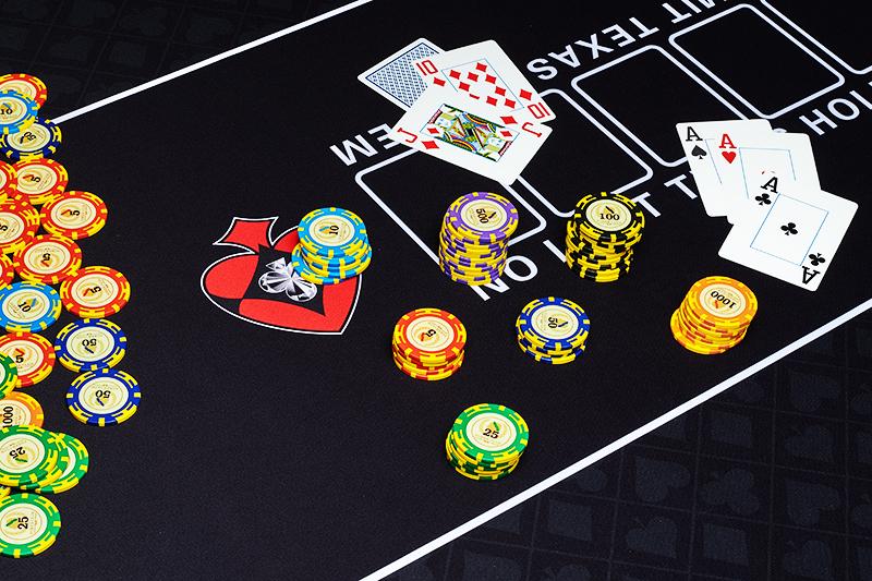 Chip poker clay 300 phỉnh poker cao cấp đượx nhập khẩu bởi THEGIOIPOKER