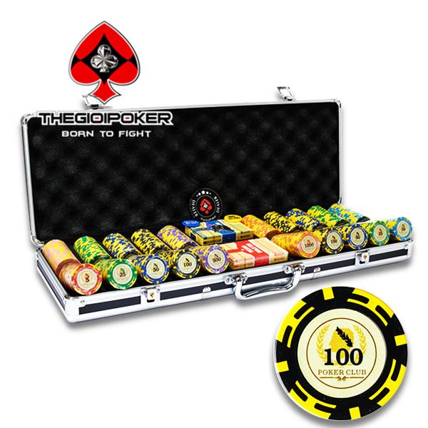 Set 500 chip poker club mới nhất 2021 patriots