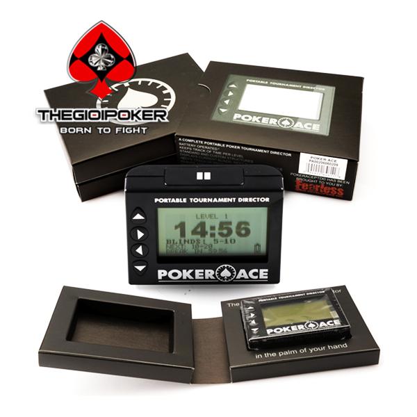 Bộ quản lý các giải đấu poker hiện đại được nhập khẩu bởi THEGIOIPOKER