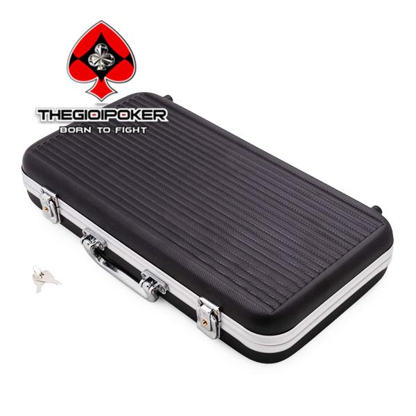Case ABS 300 chip Poker được nhập khẩu và phân phối bởi THEGIOIPOKER