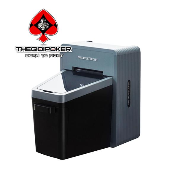 Máy xáo bài tự động Shuffle Tech MDS được nhập khẩu bởi THEGIOIPOKER