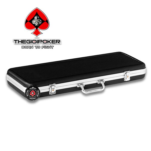 Vali 300 chip poker ABS cacbon cao cấp được nhập khẩu chính hãng bởi TheGioiPoker