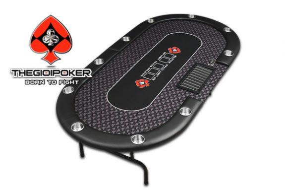 bàn Poker cao cấp chuyên nghiệp được nhâpk khẩu và phân phối tại Việt Nam bởi TheGioiPoker