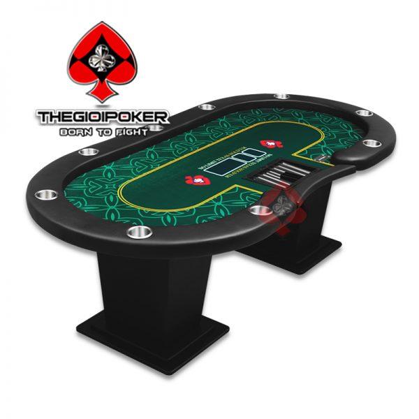 bàn poker chuyên nghiệp Texas Hold'em được thiết kế và sản xuất bởi TheGioiPoker